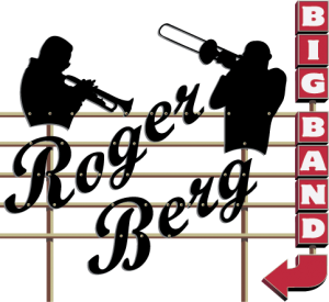 Roger Berg Big Band logo